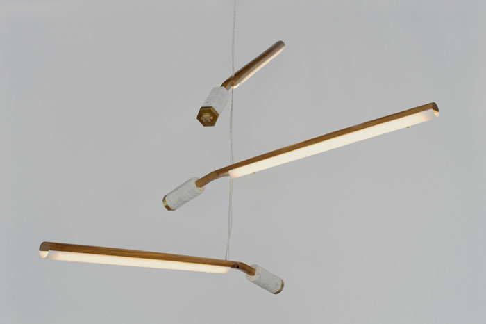 Counterweight Mobile Light by Fort Standard