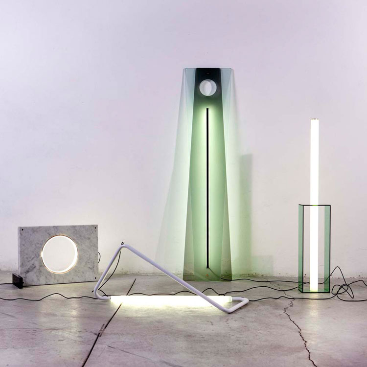 Light Object 006 by Naama Hofman