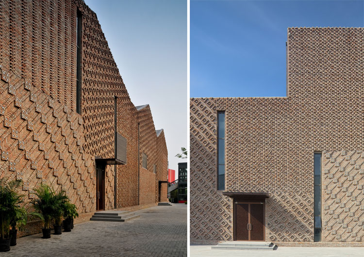 Brickwork Architecture and Design
