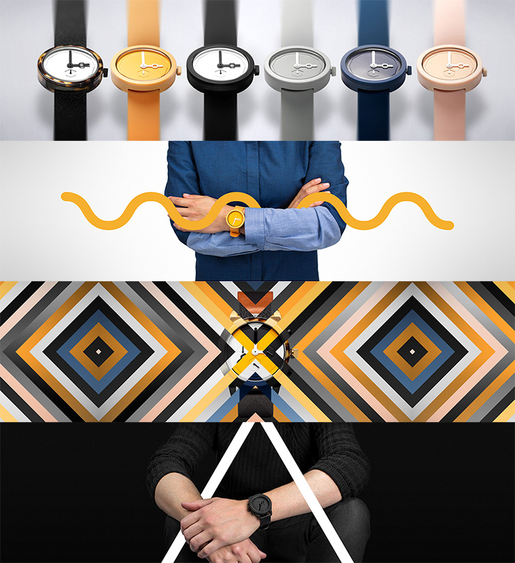Aark Collective Timepiece | Yellowtrace.
