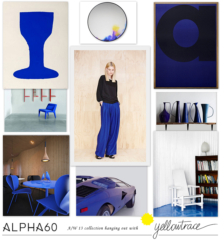 Alpha60 A/W13 Collection hanging out with Yellowtrace // Look 03.
