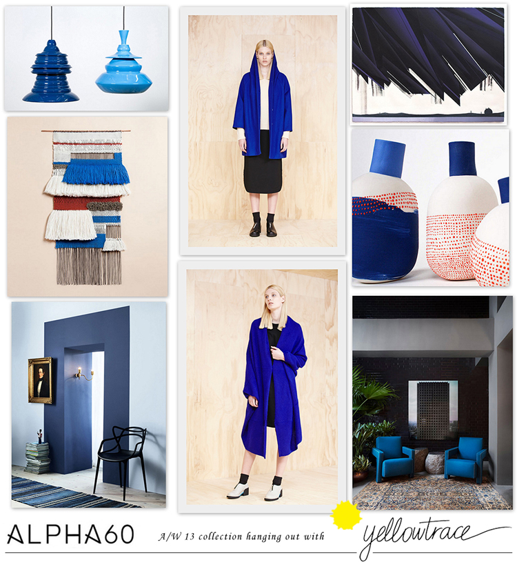 Alpha60 A/W13 Collection hanging out with Yellowtrace // Look 04.