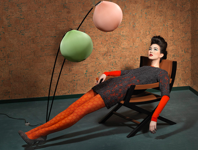 Fashion Photography vs Amazing Interiors