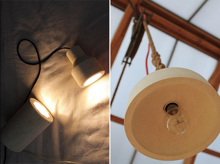 Inkster Maken Lighting by Hugh Altschwager | Yellowtrace.