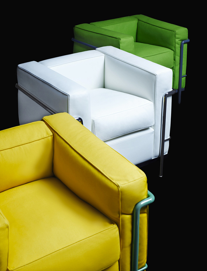 Karl Lagerfeld Photography for Cassina.