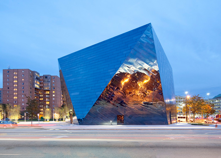 Museum of Contemporary Art, Cleveland by Farshid Moussavi | Yellowtrace.
