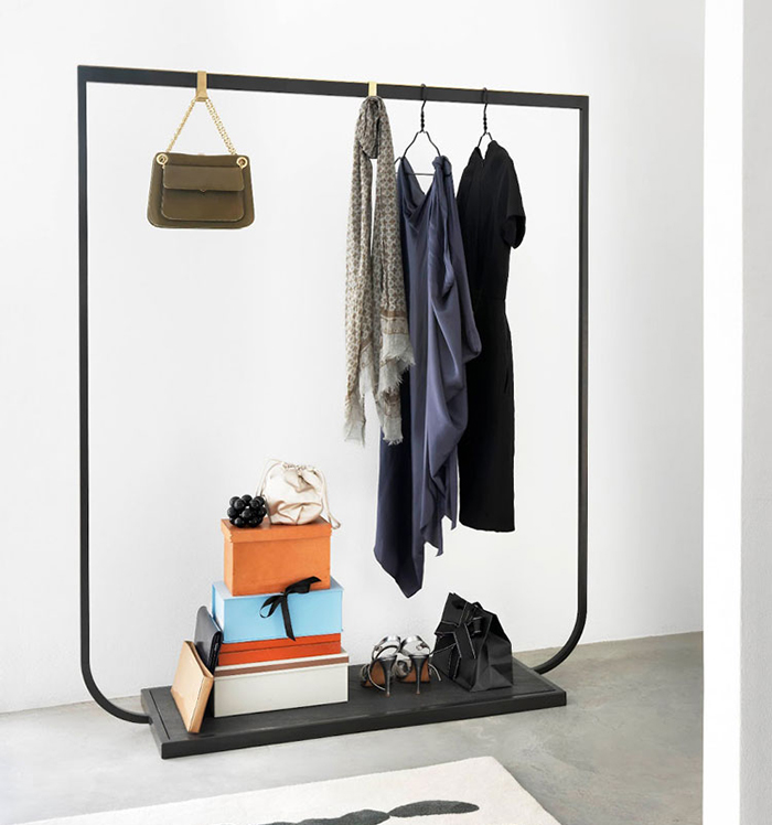 Tati coat hanger by Asplund | Yellowtrace.