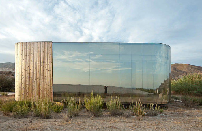 The Non Program Pavilion, Spain by Jesús Torres García Architects | Yellowtrace.