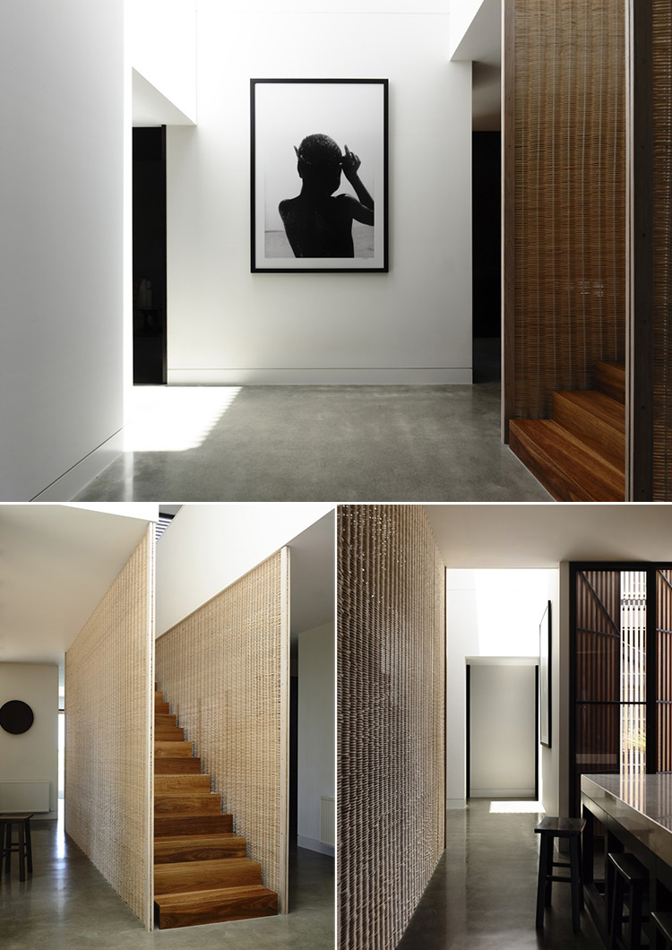 Torquay House interior by Wolveridge Architects | Yellowtrace.
