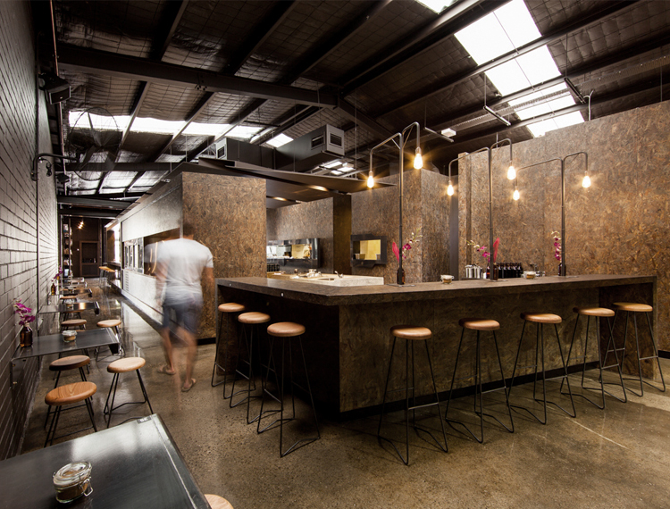 Code Black Coffee, Melbourne by Zwei | Yellowtrace.