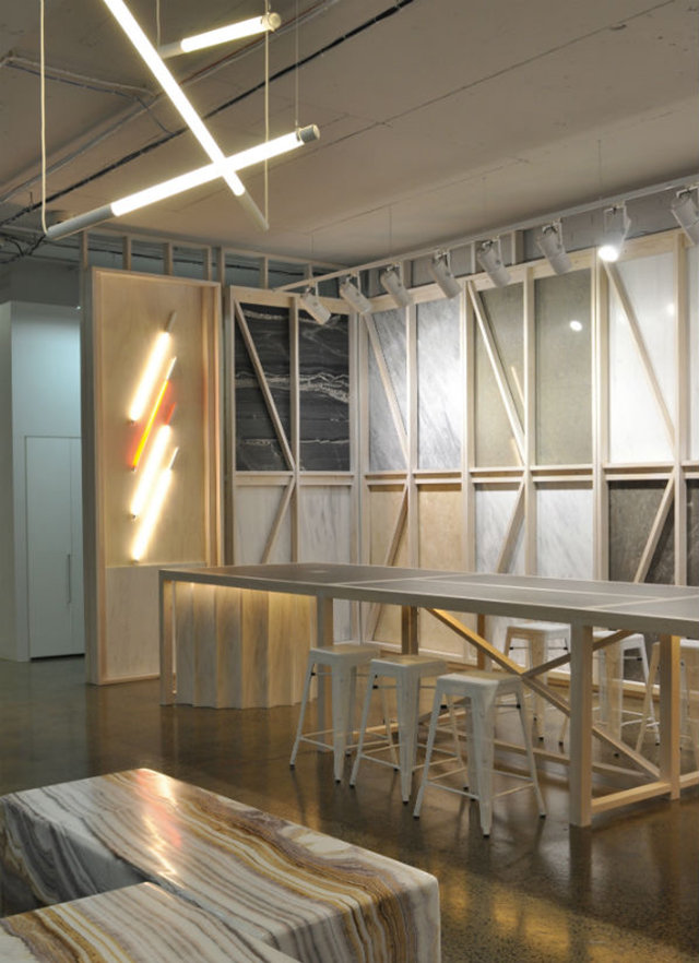G-lux Showroom in Melbourne by Davidov Partners   Yellowtrace.