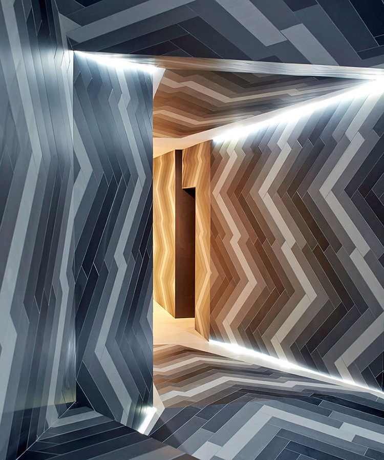 Aorta A London Interior Designer With An Eye For Detail: Pulsate Installation Design By Lily Jencks & Nathanael Dorent