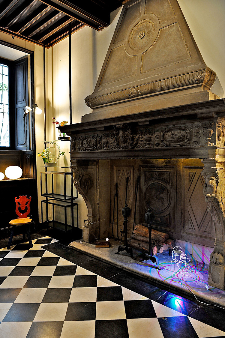 Museo Bagatti Valsecci Milan, Design Shop | Photo by Nick Hughes for Yellowtrace.