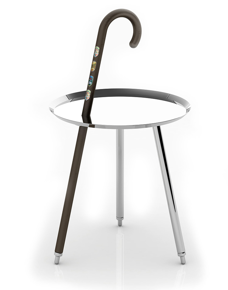 Urbanhike by Marcel Wanders for Moooi   Yellowtrace.
