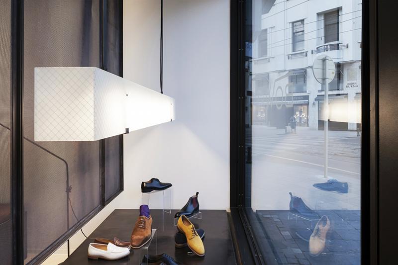 Bowen retail interior in Brussels, Belgium by Nicolas Schuybroek | Yellowtrace.