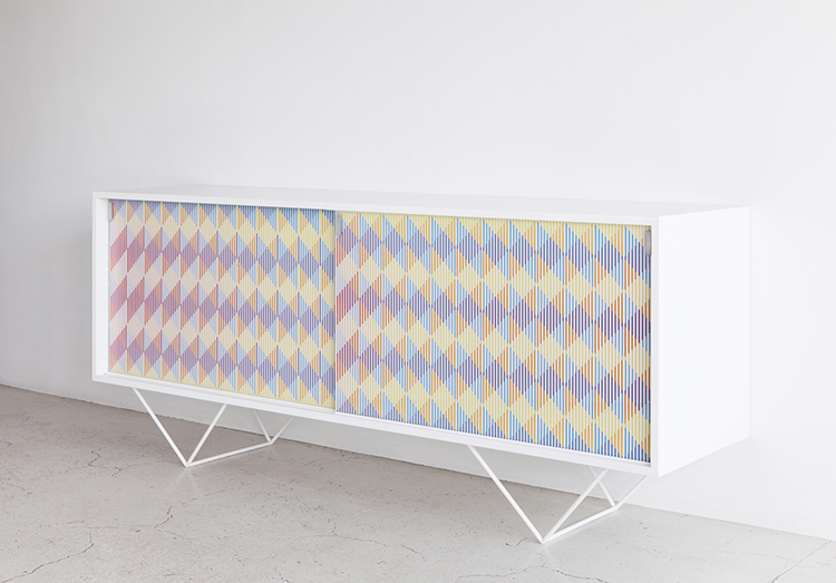 Circus Sideboard by Studio Roso at Ventura Lambrate 2013 | Yellowtrace.