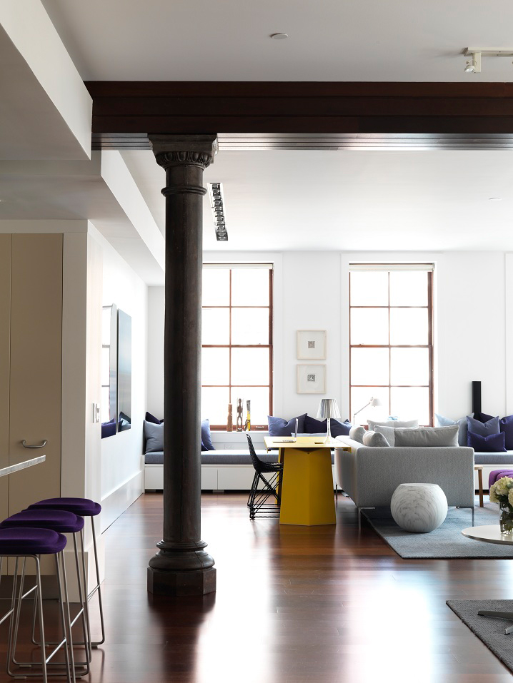 TriBeCa Loft by Nexus Designs // New York City.