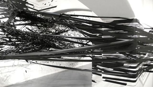 Raumzeichnung by Monika Grzymala | Yellowtrace.