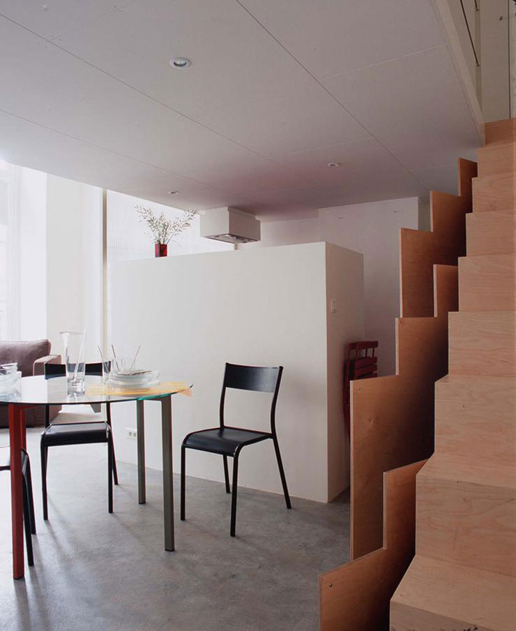 Apartment M in Paris by Element-s | Yellowtrace.