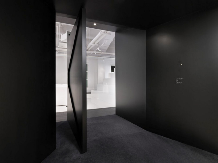 Barcode Office in Singapore by Ministry of Design   Yellowtrace.