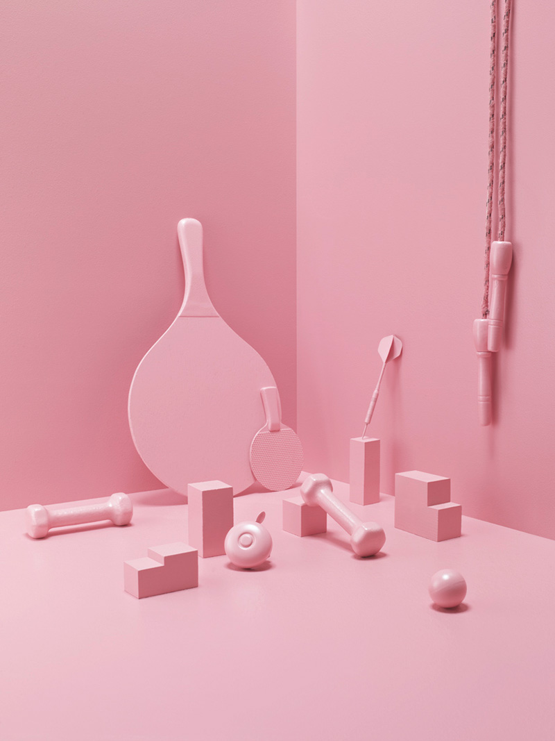 Beauty Product Styling by Set Designer Elena Mora | Yellowtrace.