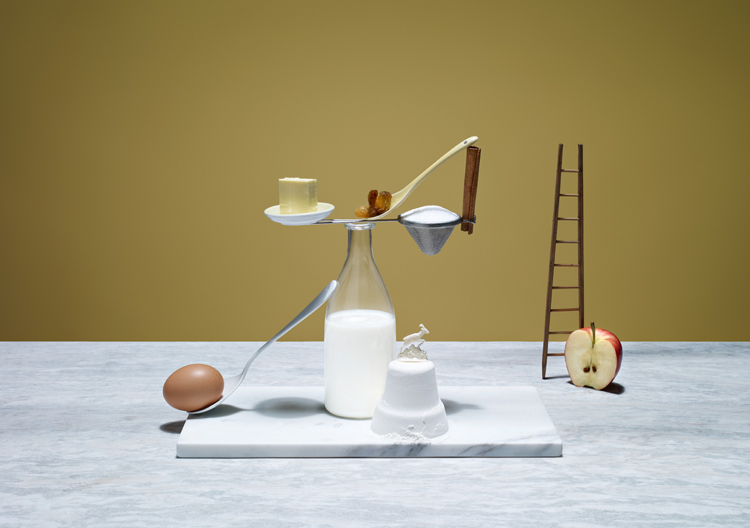 Food Styling by Set Designer Elena Mora | Yellowtrace.