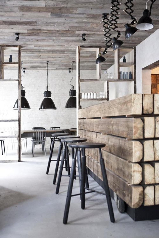 Host restaurant copenhagen by norm architects and menu - Ideas decoracion bar ...
