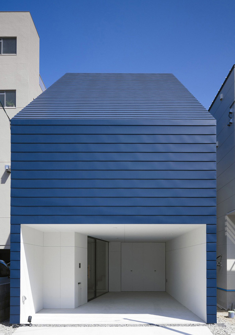 House of Ujina, Japan by Maker   Yellowtrace.