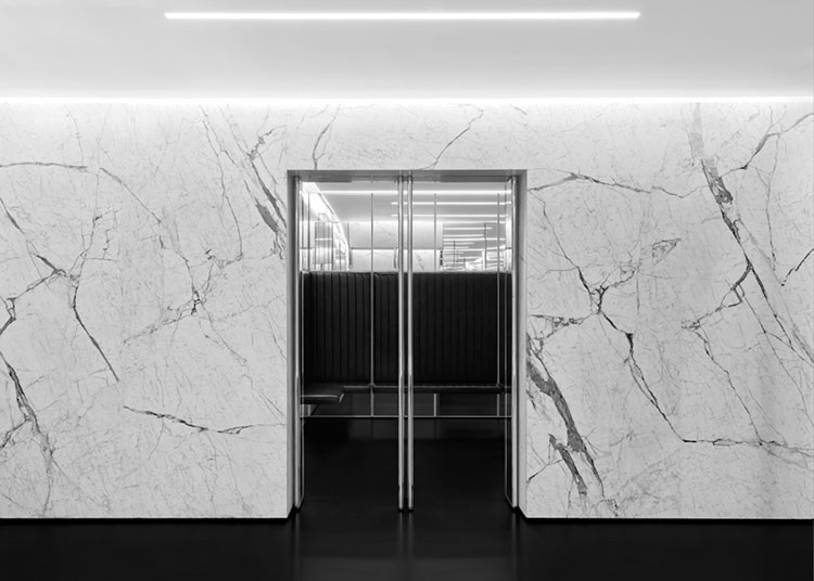 Saint Laurent opens new flagship store in Paris | Yellowtrace.