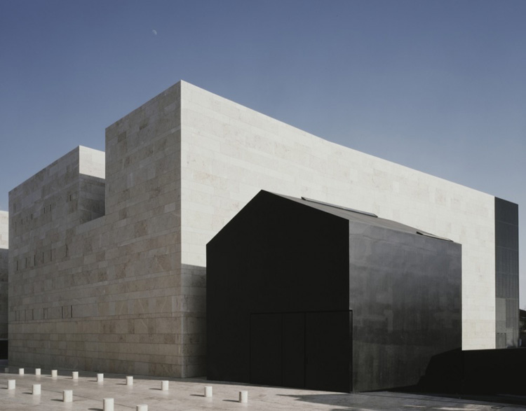 Sines Centre for the Arts, Portugal by Aires Mateus | Yellowtrace.