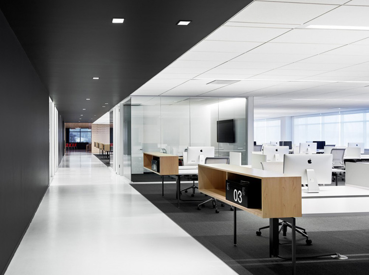 Techshed Office, USA by Garcia Tamjidi Architecture Design   Yellowtrace.