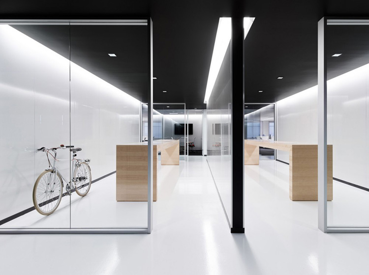 Techshed Office, USA by Garcia Tamjidi Architecture Design | Yellowtrace.