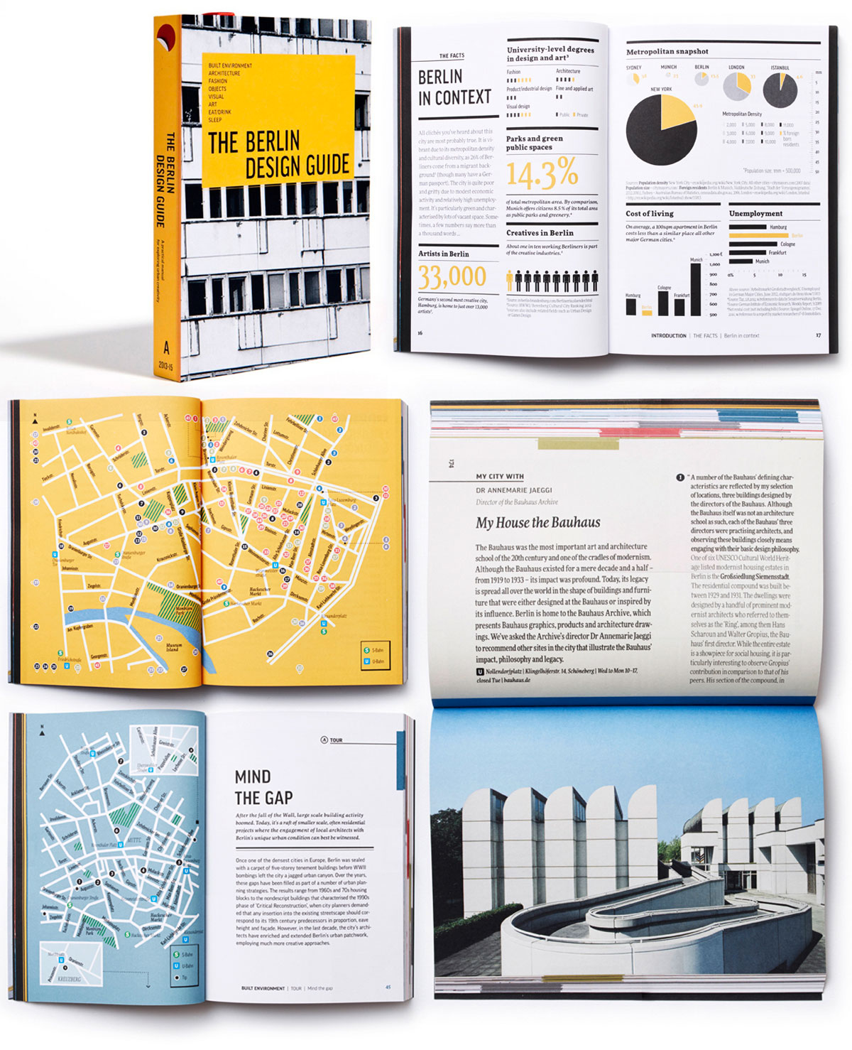 The Berlin Design Guide | Yellowtrace.