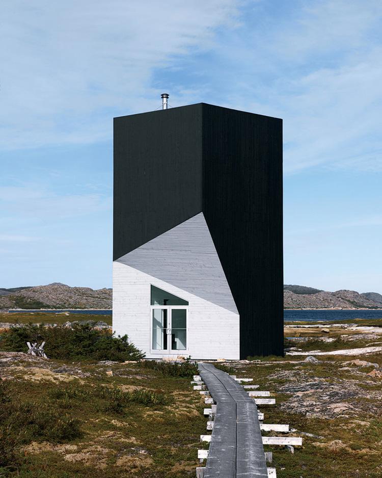 Tower Studio built by Zita Cobb   Yellowtrace.