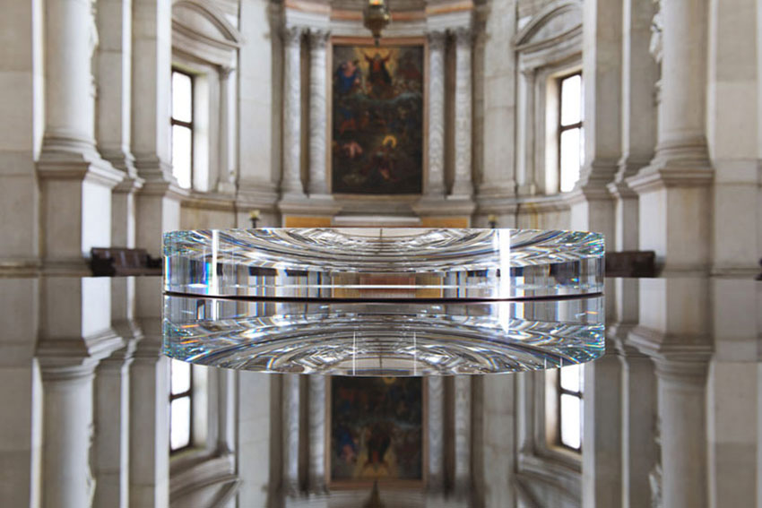 New Architectural Perspective by John Pawson at Palladio Basilica, Venice Biennale 2013 | Yellowtrace.