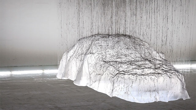 'A Breath of Mobility' by Yasuaki Onishi for Mercedes-Benz [TV].
