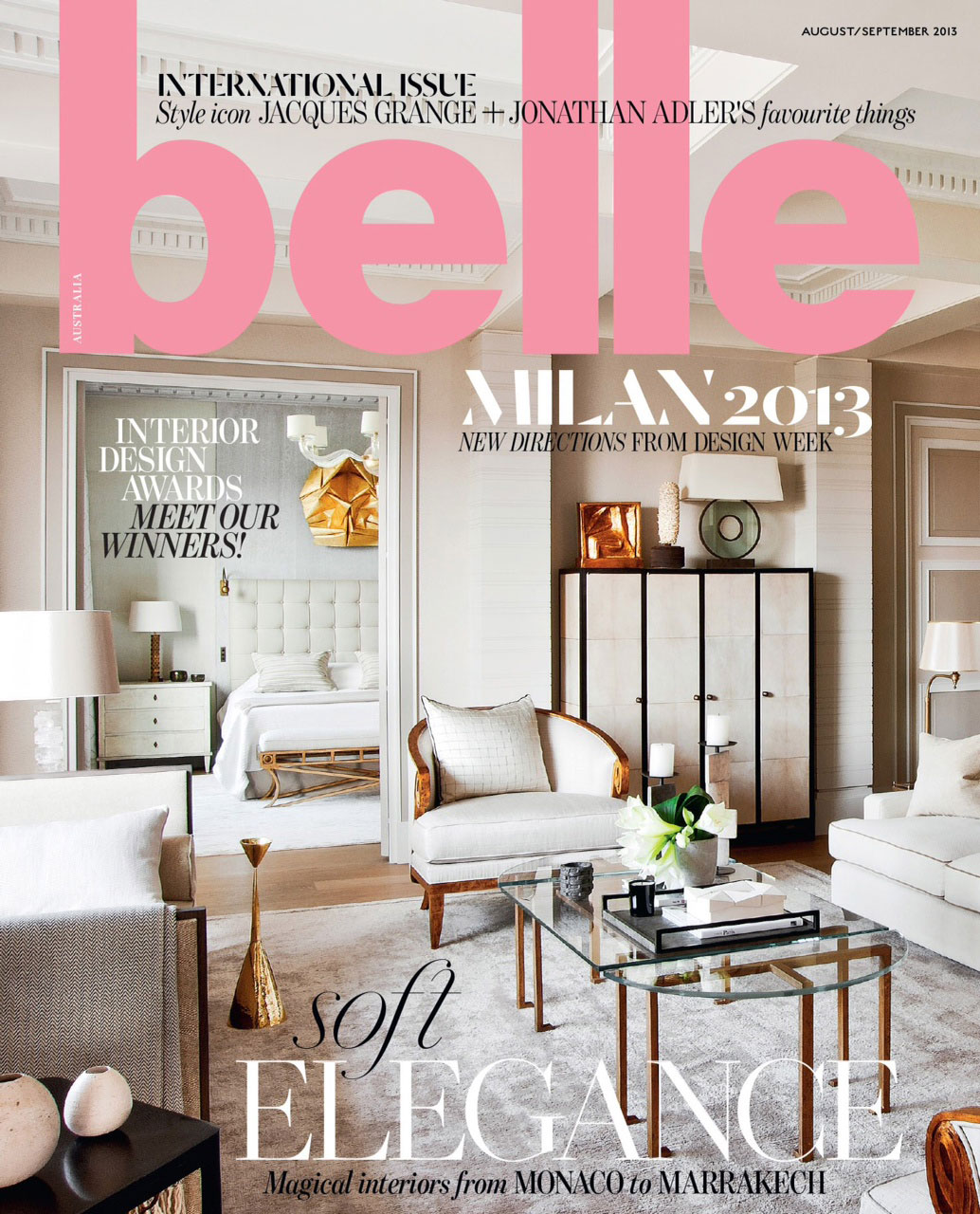 Belle Magazine | Yellowtrace