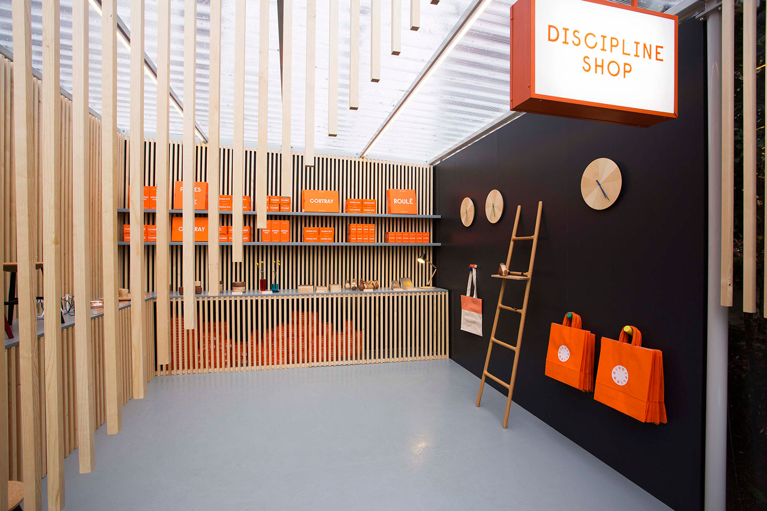Discipline Pop-Up at Salone del Mobile, Milan 2013 | Yellowtrace.
