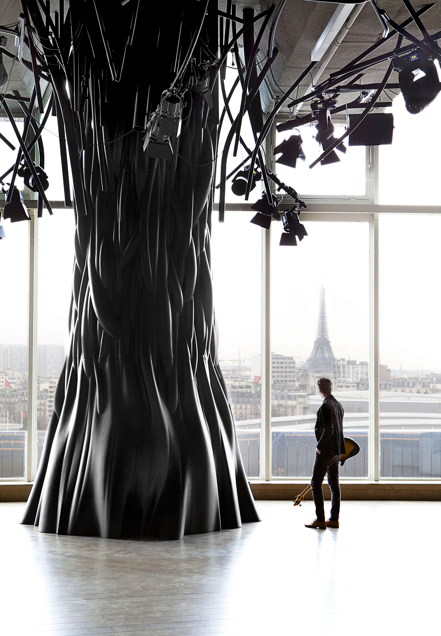 Trees in Interior Design   Curated by Yellowtrace.
