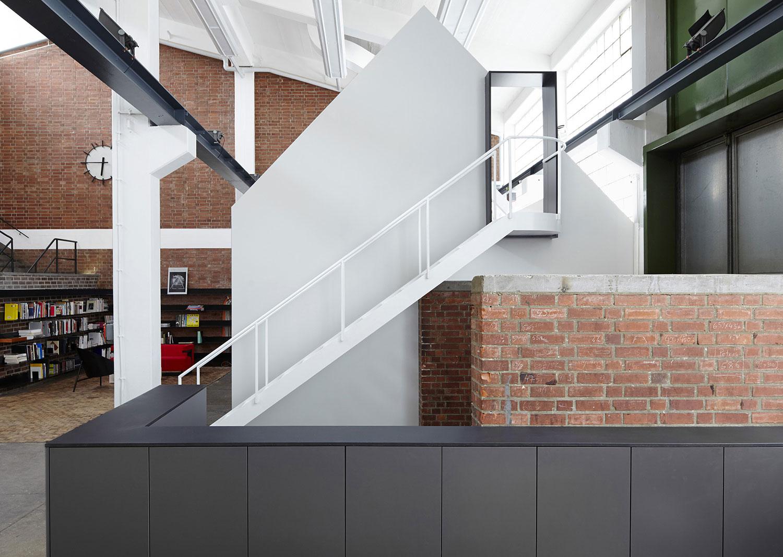 'Halle A' Creative Studio Space by Designliga, Munich, Germany   Yellowtrace.