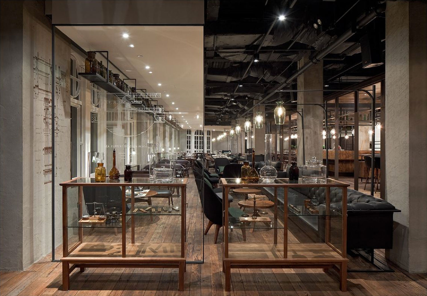 Mercato Restaurant Shanghai by Neri&Hu | Yellowtrace.
