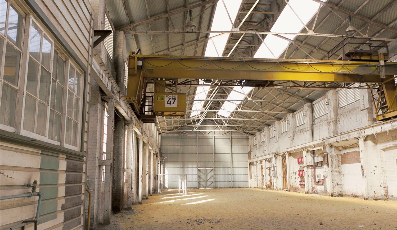 Inside Midland Atelier, Western Australia | Yellowtrace.