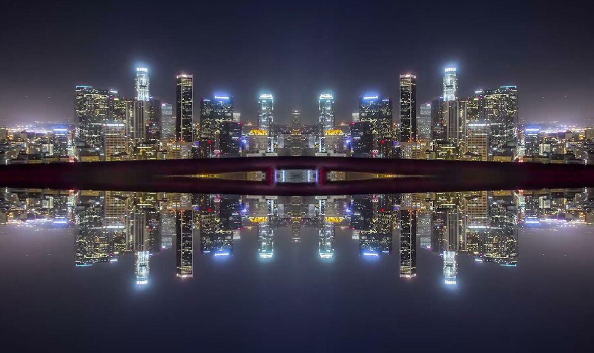 Mirror City Timelapse by Michael Shainblum | Yellowtrace.
