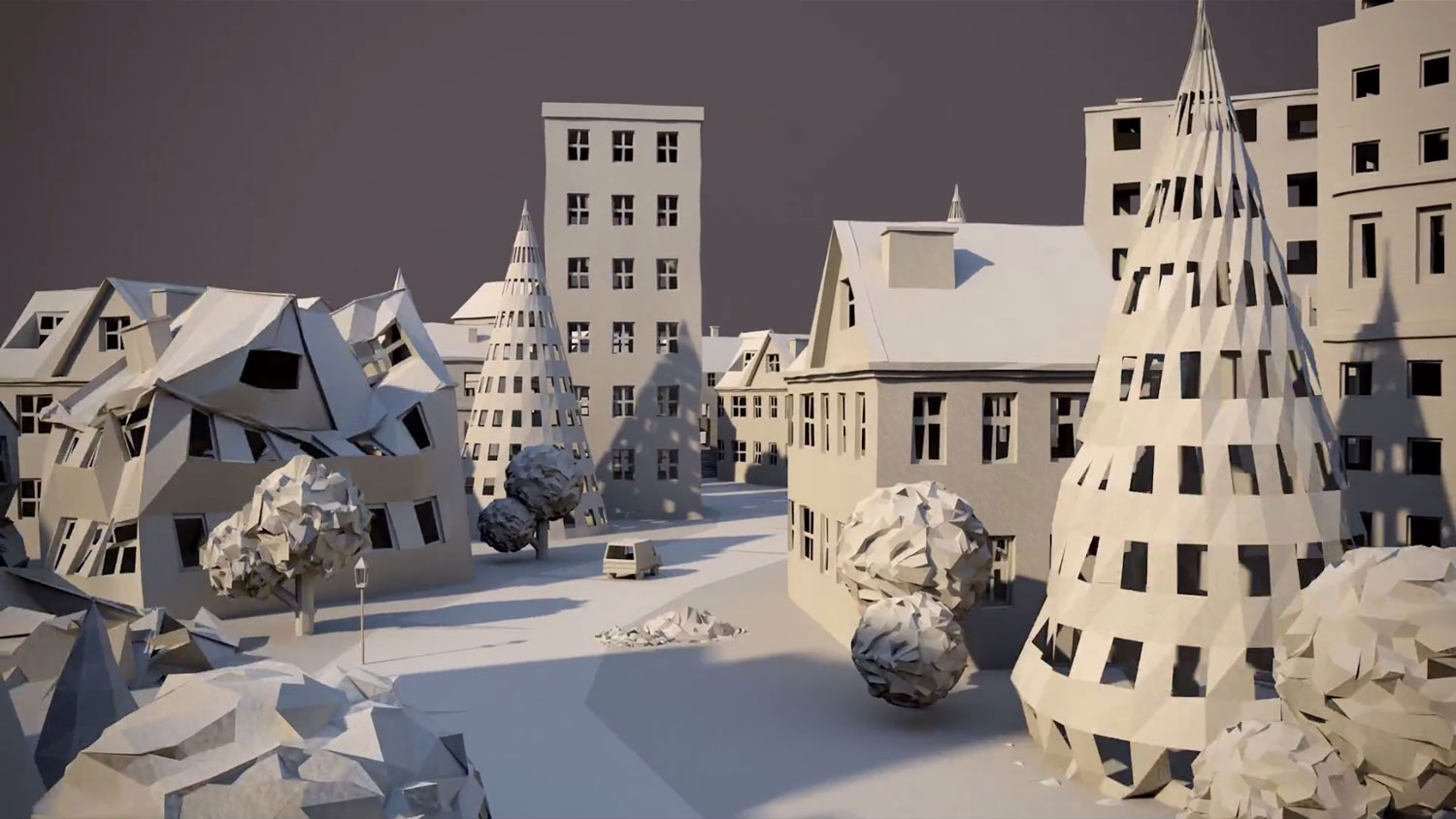 Paper Animation by Maciek Janicki | Yellowtrace
