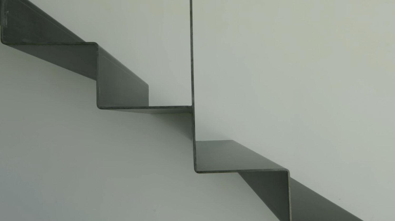 minimal stair profile detail