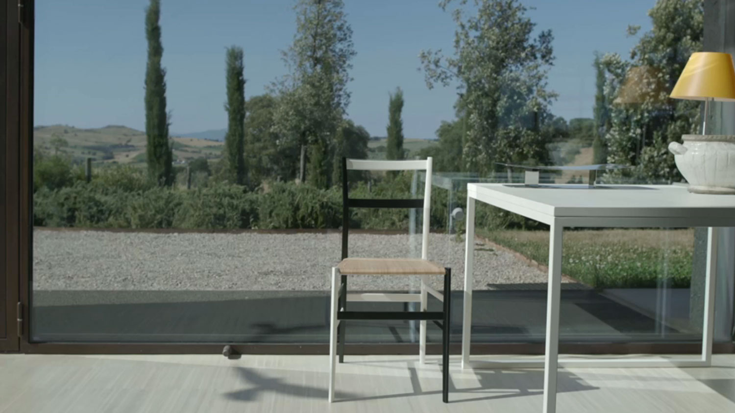 Piero Lissoni's Summer House in Tuscany, Italy | Yellowtrace.