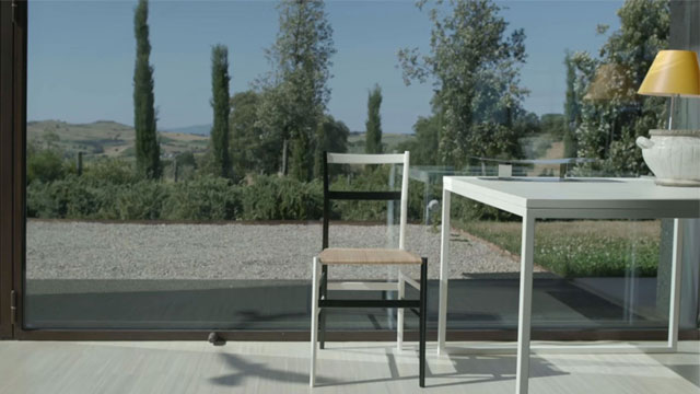 Piero Lissoni's Summer House in Tuscany [TV].