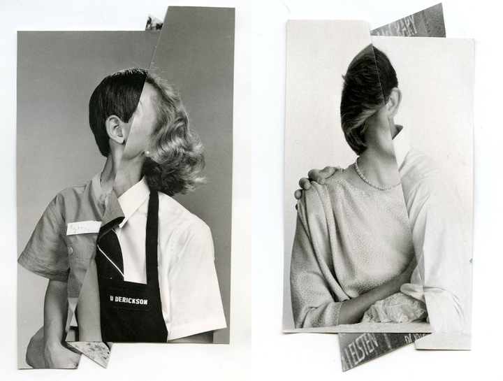 Collage by Eli Craven | Yellowtrace.