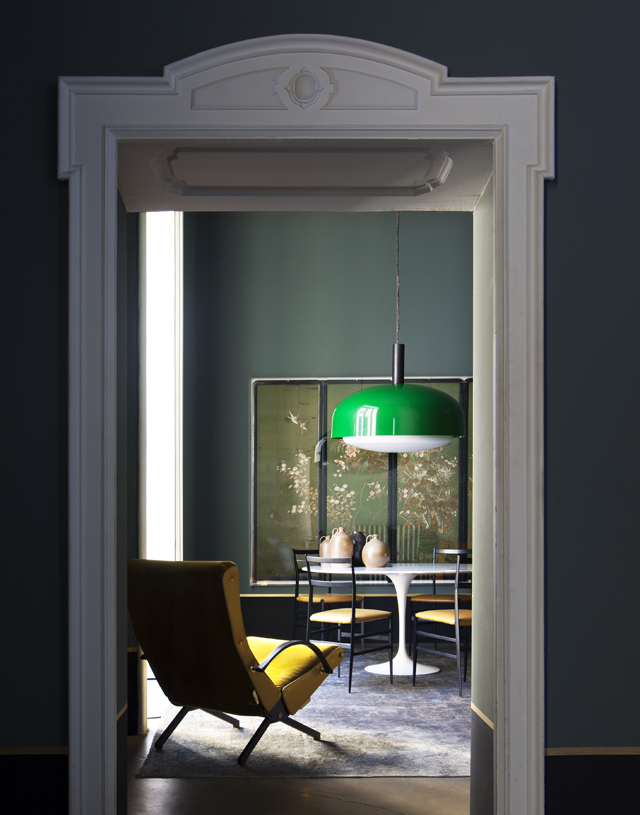 Milano Solferino Apartment by Dimore Studio | Yellowtrace.