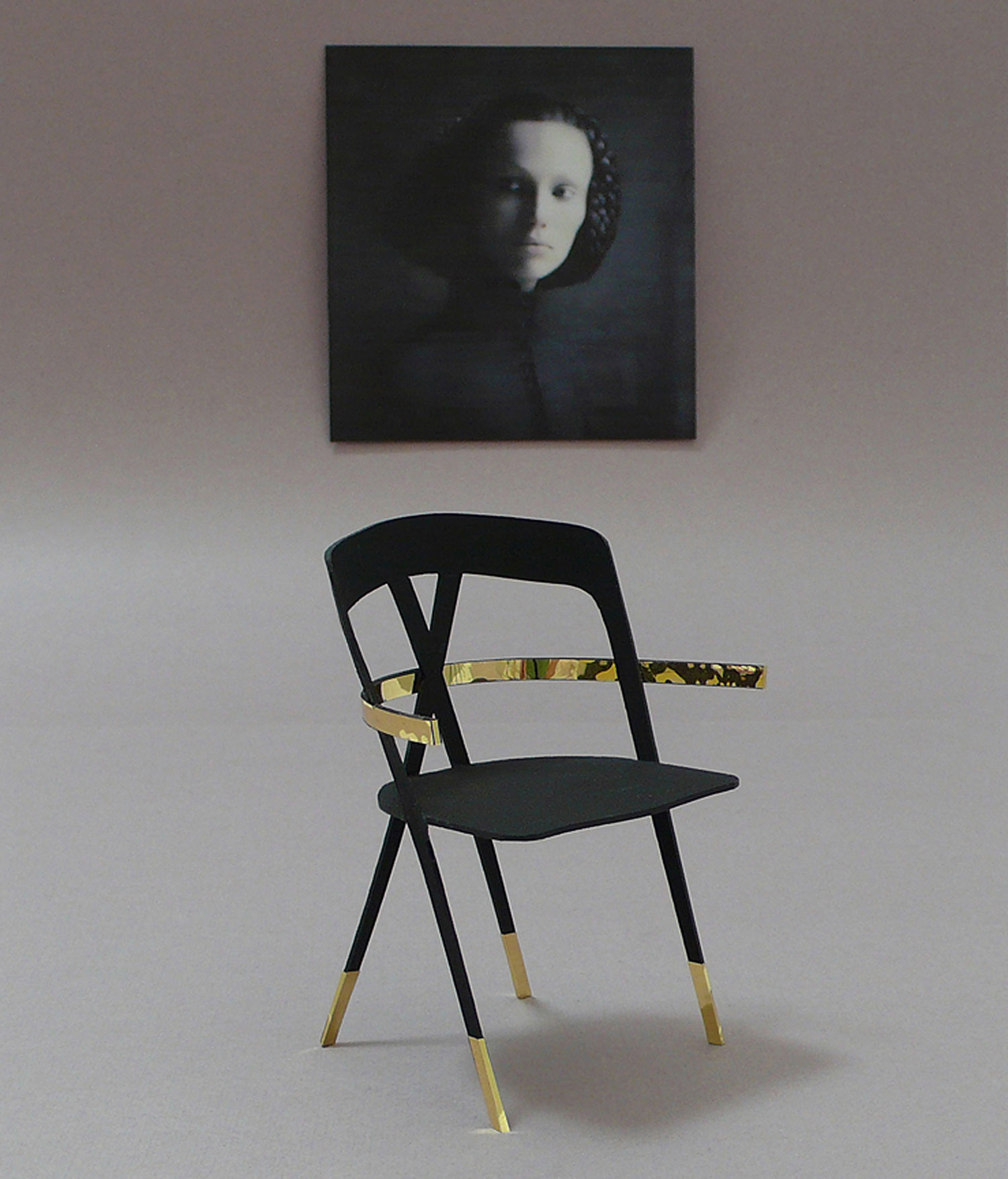 X-Federation Chair by Victor Vetterlein | Yellowtrace.